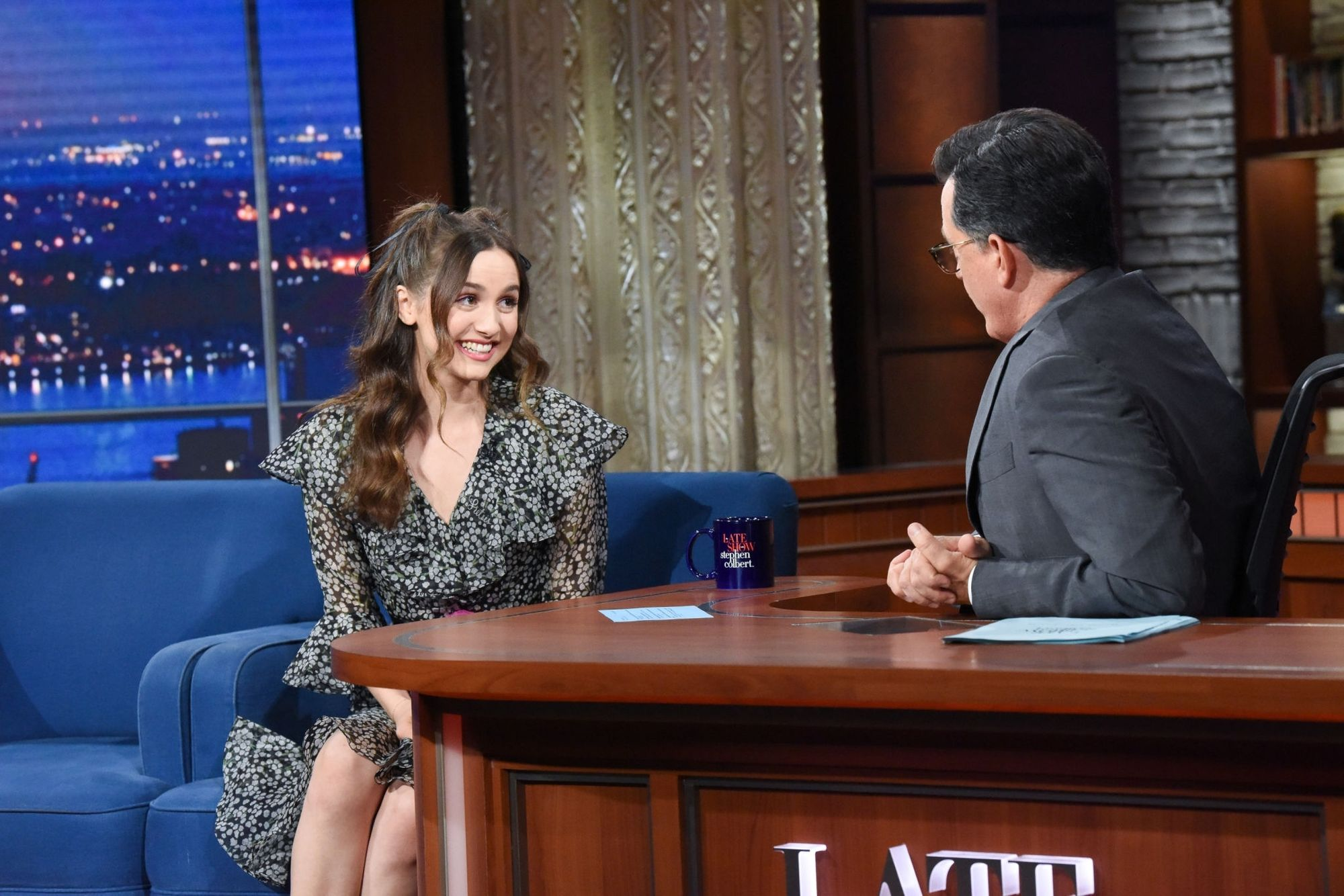 """Maude on """"The Late Show with Stephen Colbert"""" (Video)"""