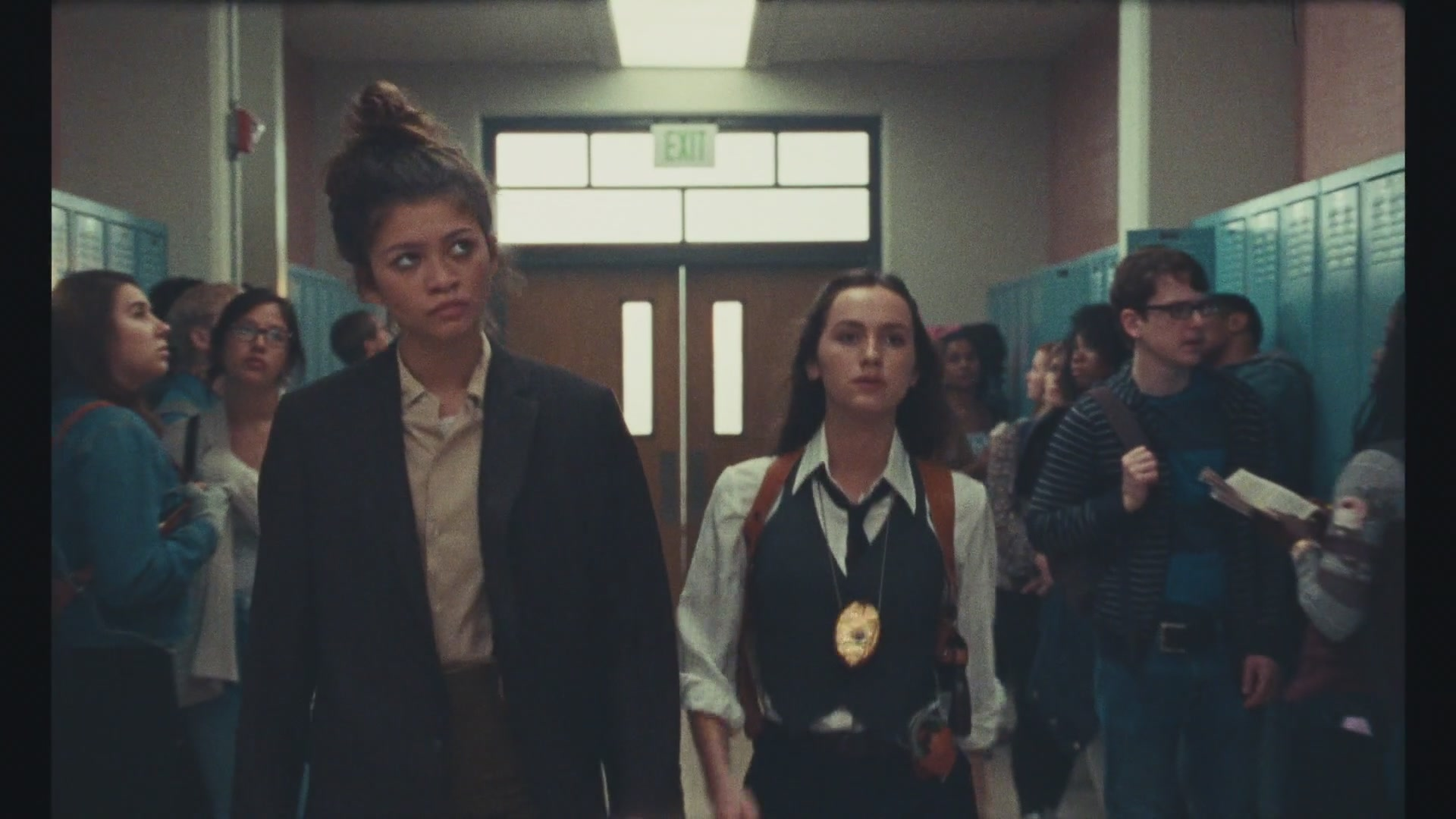 "Euphoria: 1×07 – ""The Trials and Tribulations of Trying to Pee While Depressed"" Screen Captures"